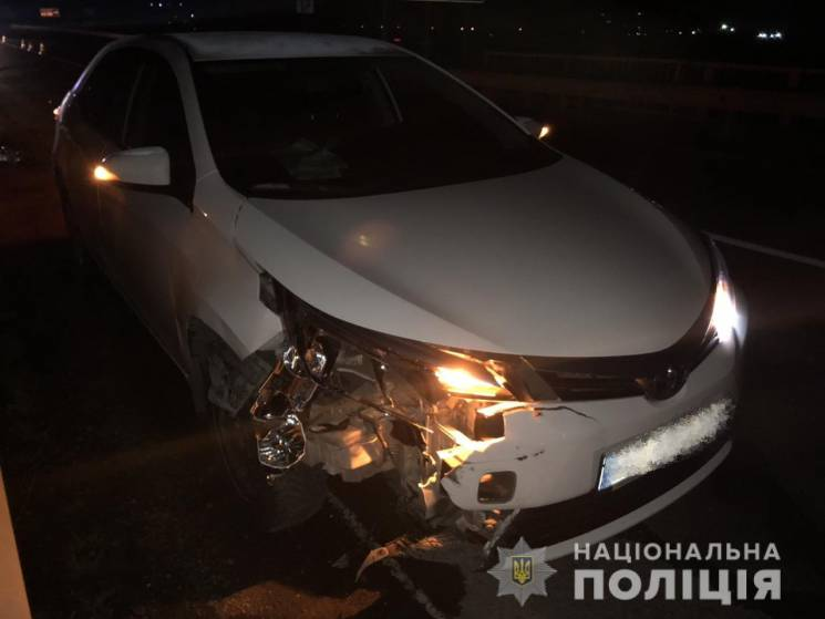 В Ужгороді у ДТП загинув велосипедист (ФОТО)