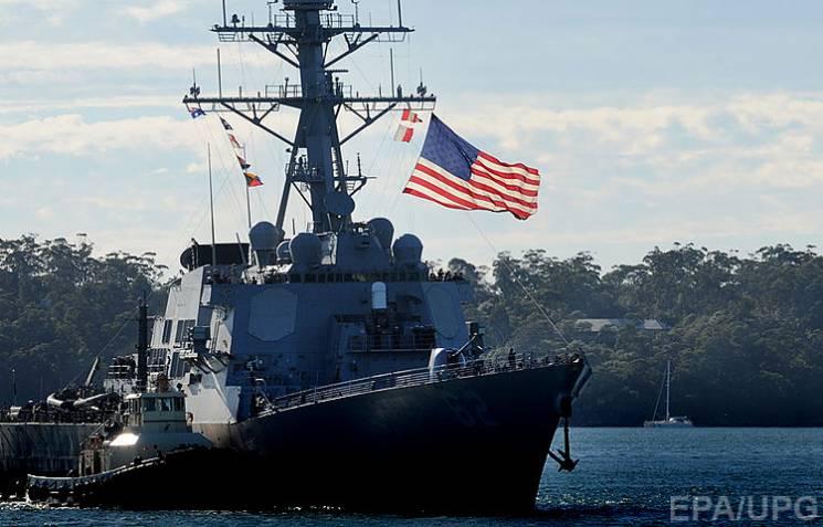 """""""Удар"""" в Японському морі: Як США відповідають на керченську агресію Росії"""