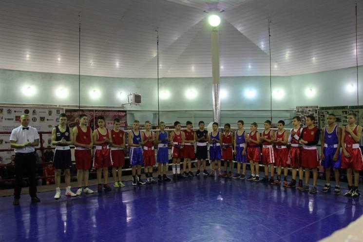 У Запоріжжі відбувається першість з боксу серед юнаків