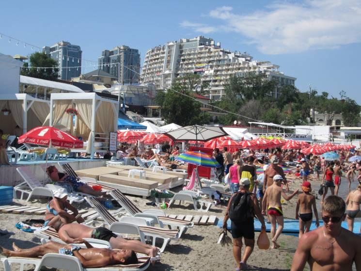 В одеській мерії нарешті розробили правила користування пляжами