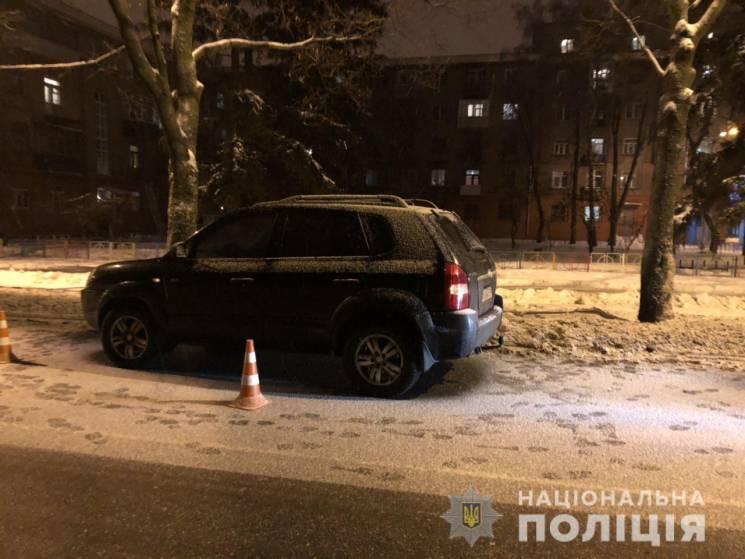 У Харкові поліція розслідує ДТП на пішохідному переході