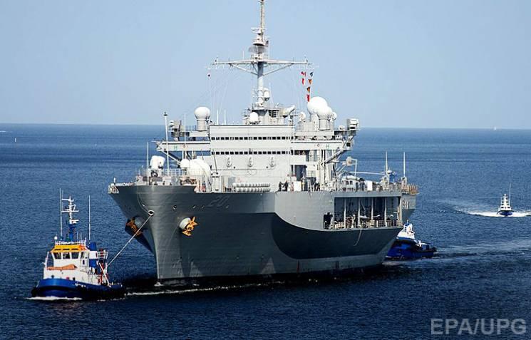 Політика сигналів: Що змінить для України та Росії корабель США в Чорному морі