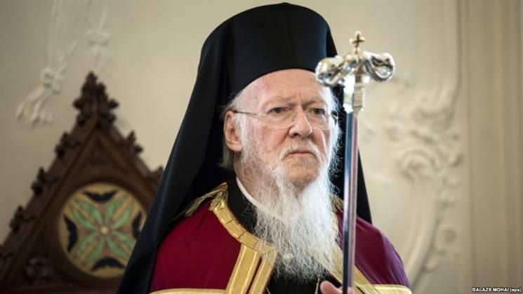 Варфоломей лишил Онуфрия звания митрополита Киевского (ПИСЬМО)