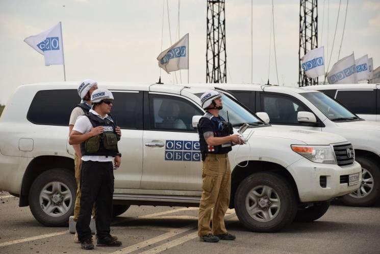 """""""Око"""" над морем: Чим допоможе Україні місія ОБСЄ на Азові"""
