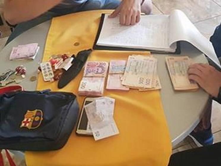 На Сумщині взяли під варту банду вимагачів (ФОТО)