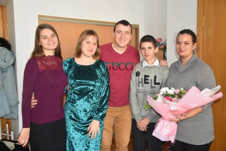 У Вінниці з'явився перший дитячий будинок сімейного типу