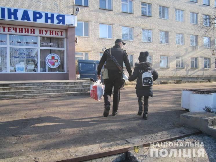 На Одещині декілька тижнів 10-річна дитина жила сама у холоді та голоді