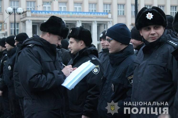 Закарпатська поліція перейшла на посилений режим роботи (ФОТО)
