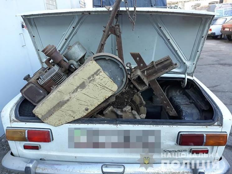 На Запоріжжі невідомий пограбував будинок пенсіонера (ФОТО)