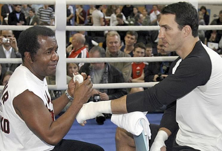 Легендарний боксер Володимир Кличко вперше розповів, як на нього вплинула смерть Стюарда (ФОТО)