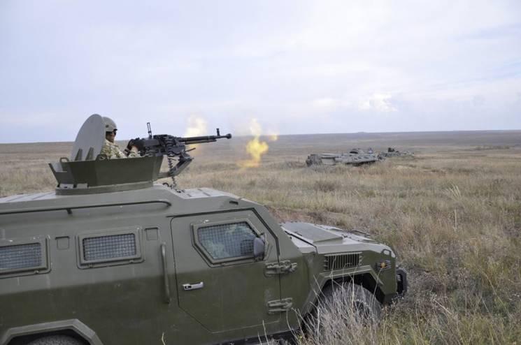 Вихідні в ООС. Де росіяни пустили в хід бронетехніку (КАРТА)