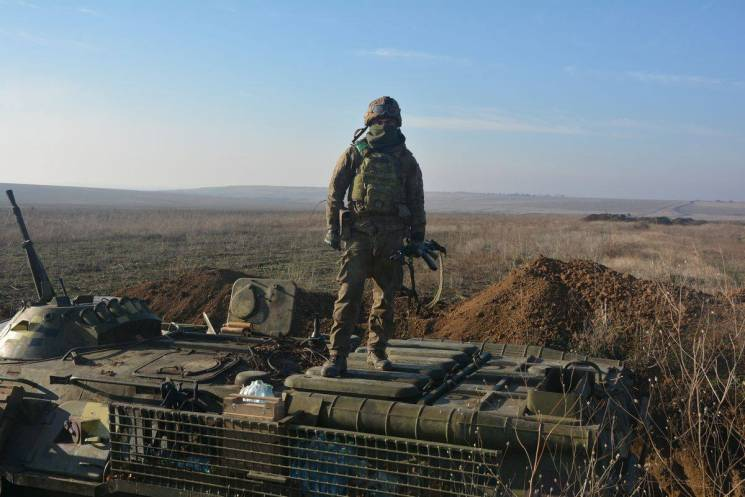 "На Луганщине боевики ""ЛНР"" ранили одного бойца"