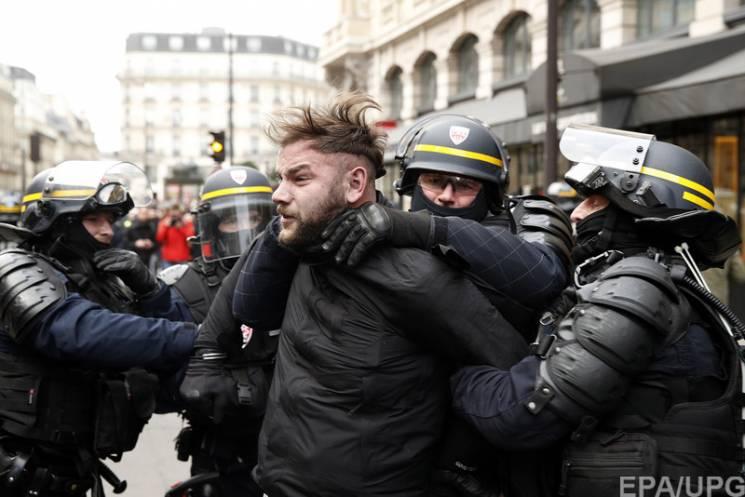 Путін запізнився: Як Росія розпалювала протести у Франції