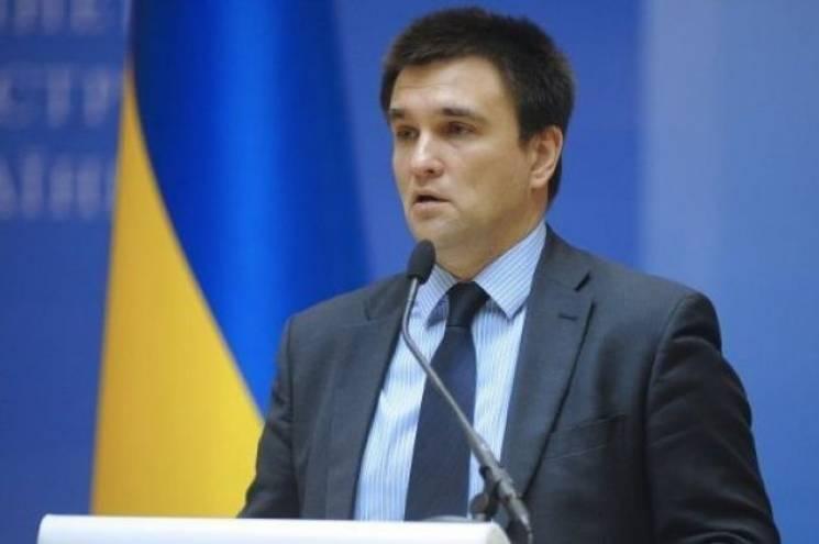 Росія блокує обмін заручниками, - Клімкін