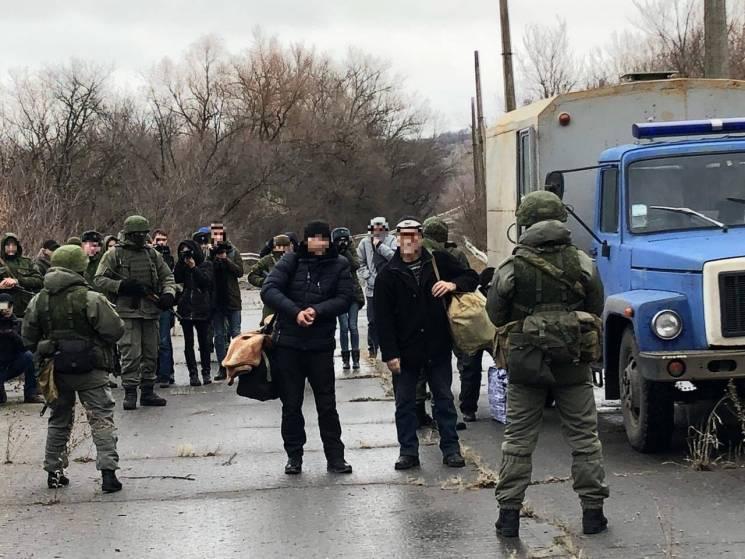 """""""ЛНР"""" вперше передала Україні засуджених: 42 особи відбуватимуть покарання в українських в'язницях"""