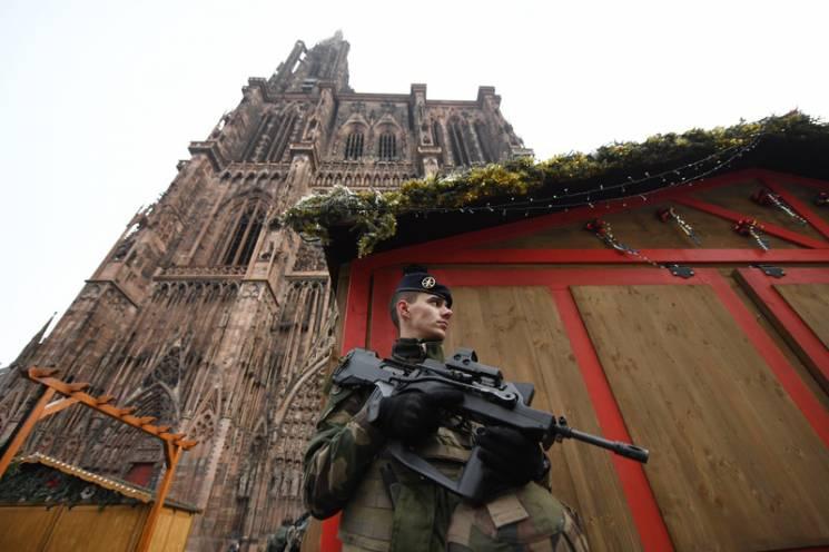 Видео дня: Вручение Сенцову премии имени Сахарова и теракт в Страсбурге