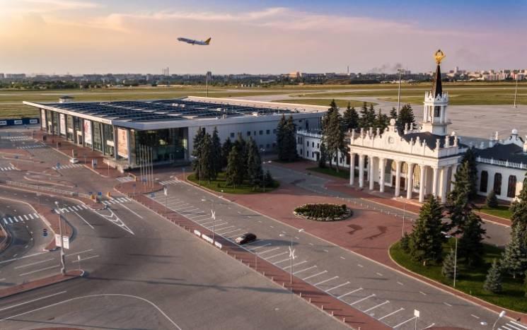 У Харкові затримують рейси до Києва та Шарм-Ель-Шейху (ФОТО)
