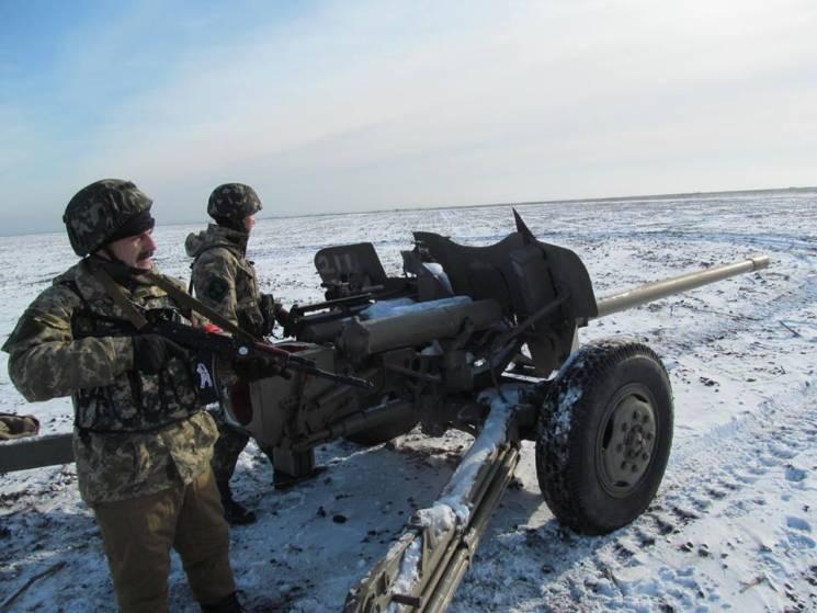 Доба в ООС: Окупанти напосідали на Донецькому напрямку, ЗСУ гідно відповіли