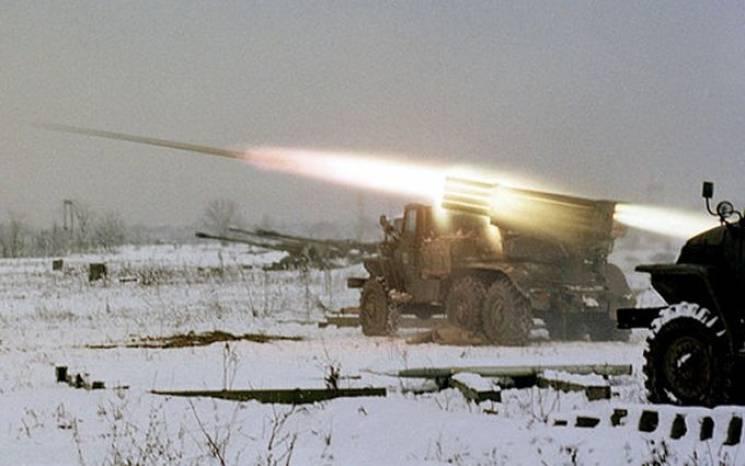 Від опівночі бойовики обстріляли Гнутове, Мар'їнку та Красногорівку