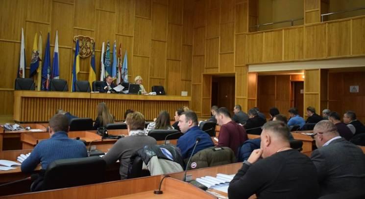 Депутати схвалили проект бюджету Ужгород…