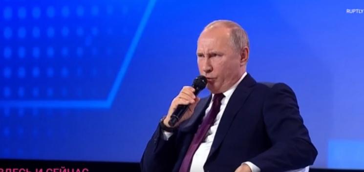 Путин рассказал, как Ельцин предлагал ему президентство