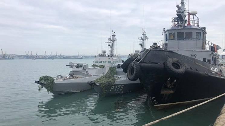 У Кремлі заявили, що позиція США не вплине на судилище над українськими моряками