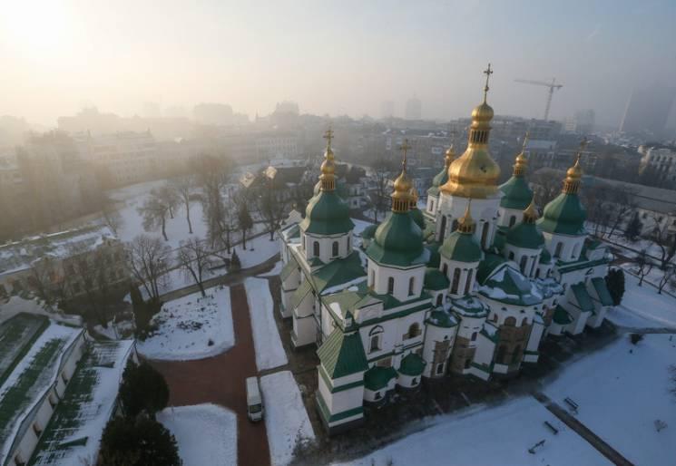 Об'єднавчий Собор: У Софії створили помісну церкву і обрали предстоятеля (ХРОНІКА)