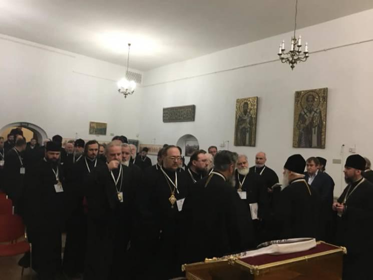 У Києві стартував Об'єднавчий собор…