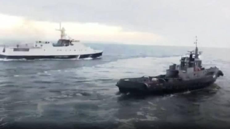 Захоплений росіянами моряк Лісовий визнав, що він є військовополоненим