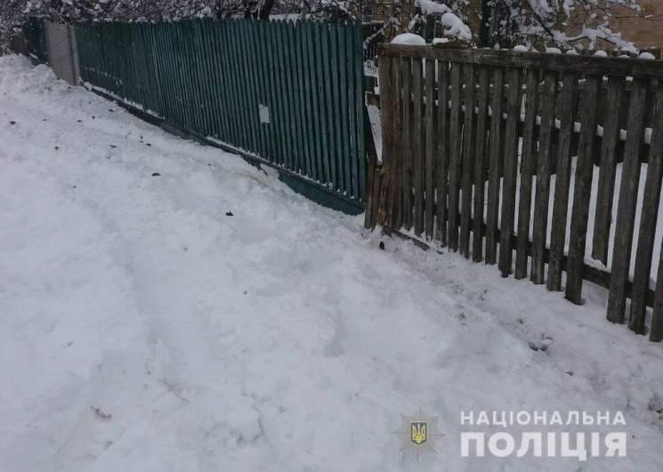 Поліція знайшла водія, який збив хлопчика у селі на Кропивниччині