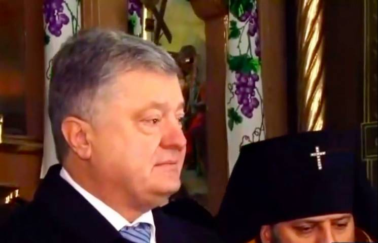 Президент общается с верующими на Терноп…