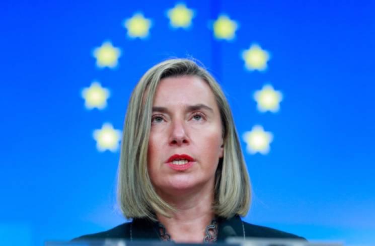 Федеріка Могеріні: Європа продовжує активну підтримку українського народу