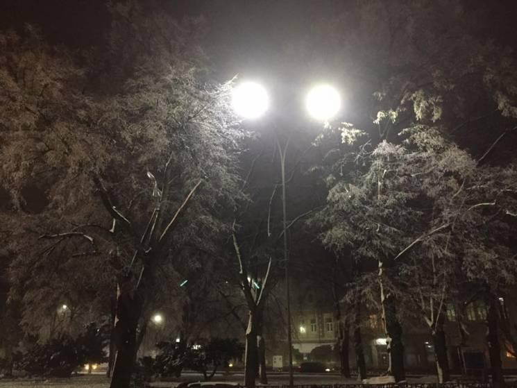 Мороз і туман: Яким Ужгород зустрічав св…