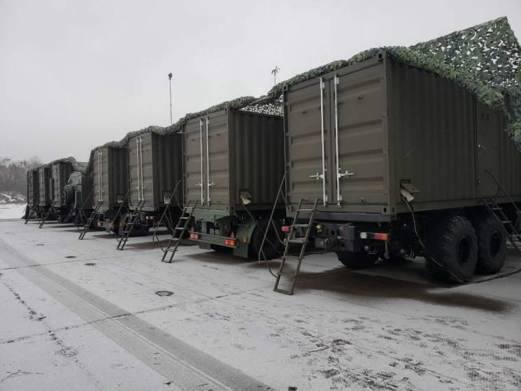 Харківські військові розпочали випробовування нової АСУ для війська (ФОТО)