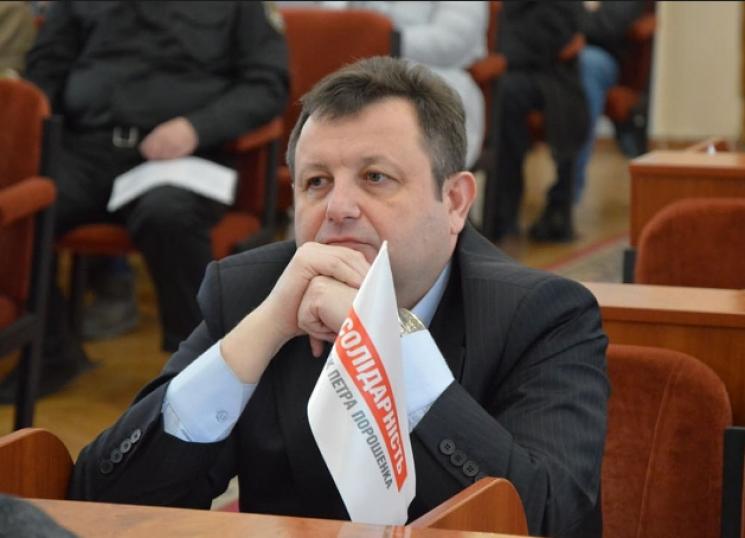 Відставка координатора: Чому фракція БПП в міськраді Кропивницького лишилася без Волкова