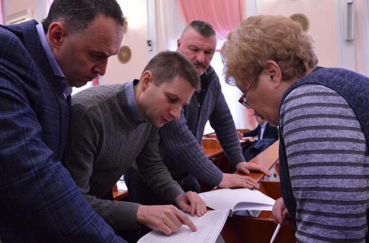 """Поразительное единство: Какой бюджет-2019 """"подарили"""" депутаты Кропивницкому"""