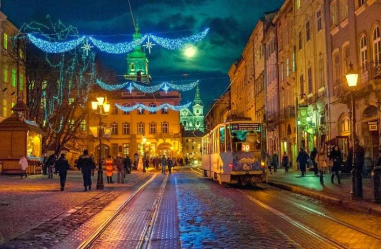 Яким буде Різдво у Львові-2019