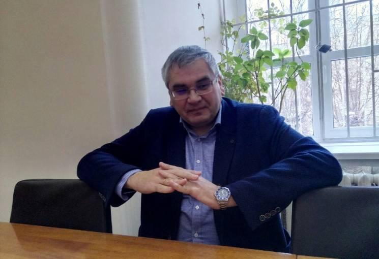 Геральдист Юрій Легун: Створення ОТГ може дати поштовх українському герботворенню