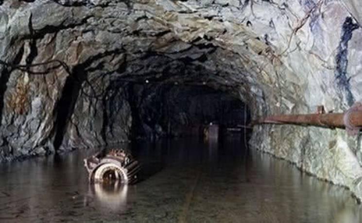 Затоплення радіаційної та ртутної шахт,…