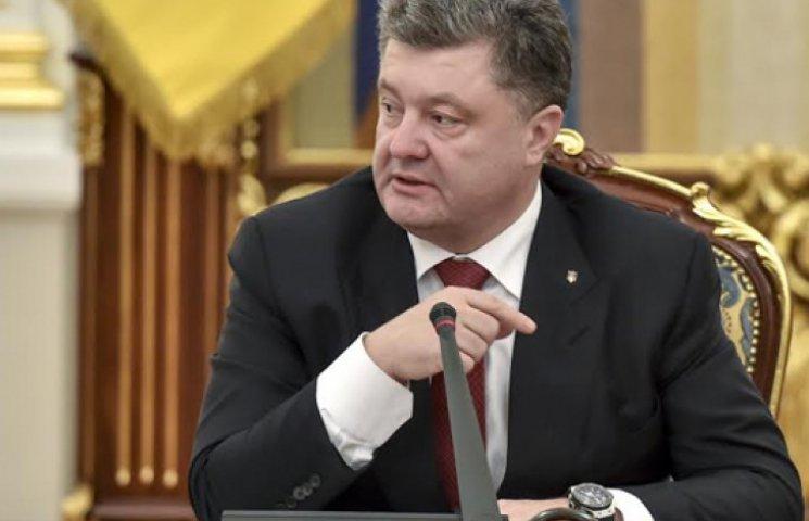 Порошенко заявив про важливу перемогу на зустрічі з українською делегацією в ПАРЄ
