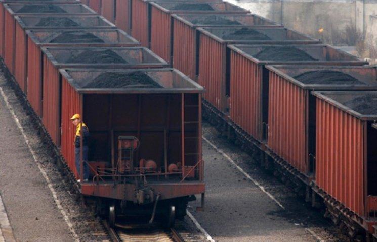 Постачання вугілля на Вуглегірську ТЕС повністю зупинене
