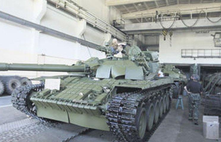 Україна в 24 рази збільшить виробництво танків