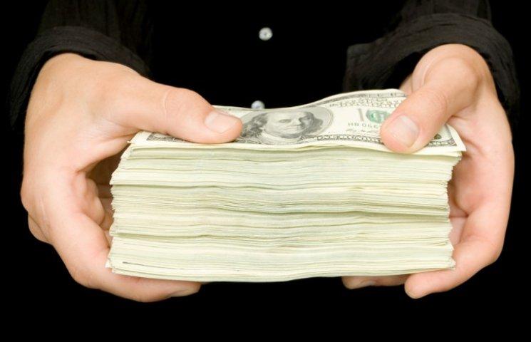 Как купить доллары по 17 грн