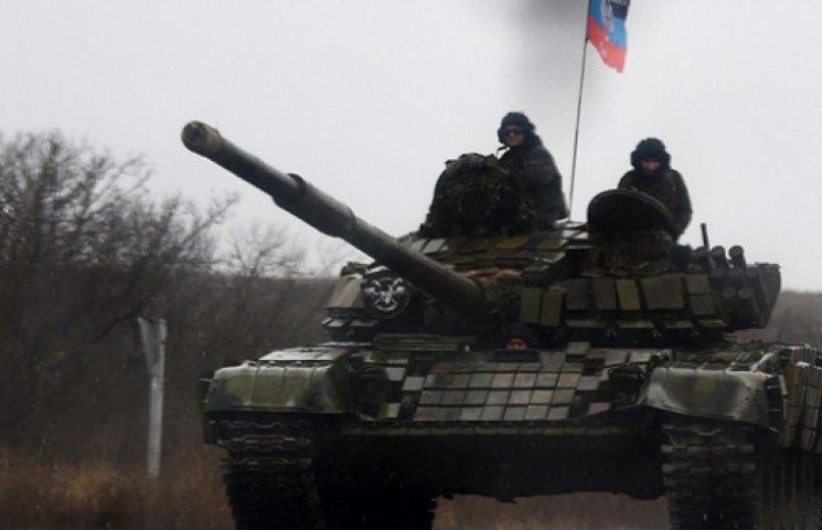На Донбасі воюють до дев