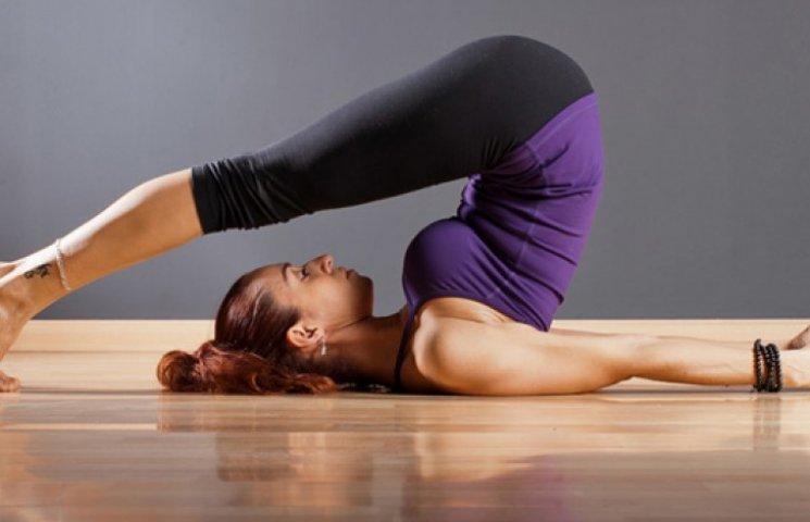 Одна асана йоги поможет очистить печень…
