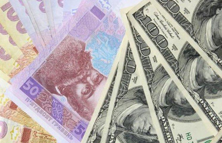 Официальная гривня пробила новое дно – 23,13 грн/доллар