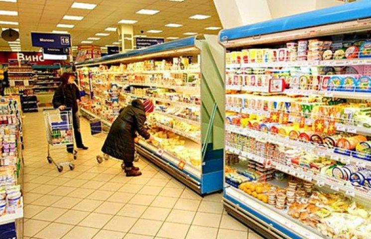 В первый месяц года продукты подорожали почти на 5%