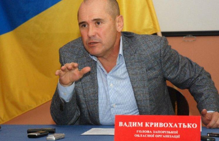 Нові обличчя Верховної Ради: Вадим Кривохатько