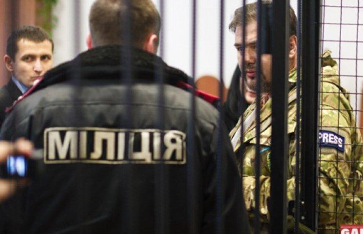 Журналиста, обвиняемого в госизмене, арестовали на два месяца