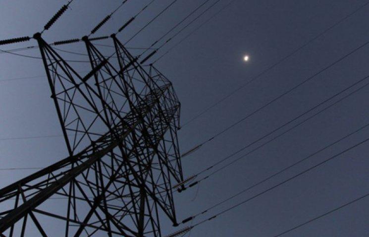В Кабміні хочуть зупинити потік електрики між РФ і зоною АТО
